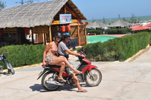 Mui N U00e9 Village Resort Vietnam Long Term Winter Season Holidays Stay Vacation  Kitesurf Camp And