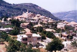 Douma liban ville village nord liban r gion batroun for Architecture maison traditionnelle libanaise