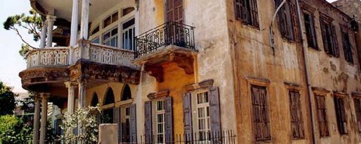 Patrimoine liban unesco tourisme sites touristiques for Ancienne maison libanaise