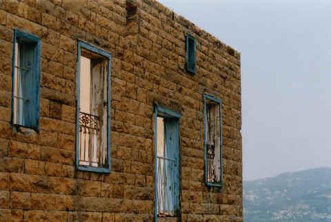 Patrimoine liban unesco tourisme sites touristiques for Architecture maison traditionnelle libanaise