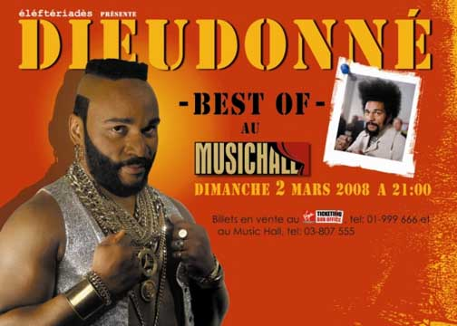 [HF]Dieudonn� - Best of - Webrip