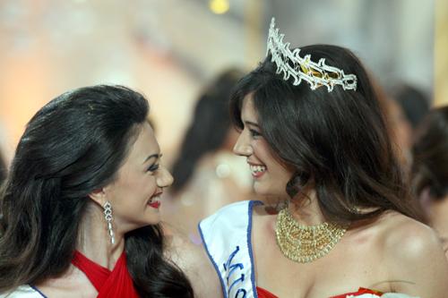 Miss Universo 2006  |Gabrielle Bou Rached Wedding